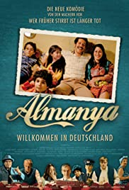 Almanya Poster