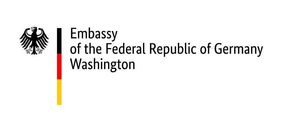 German Embassy Washington Logo