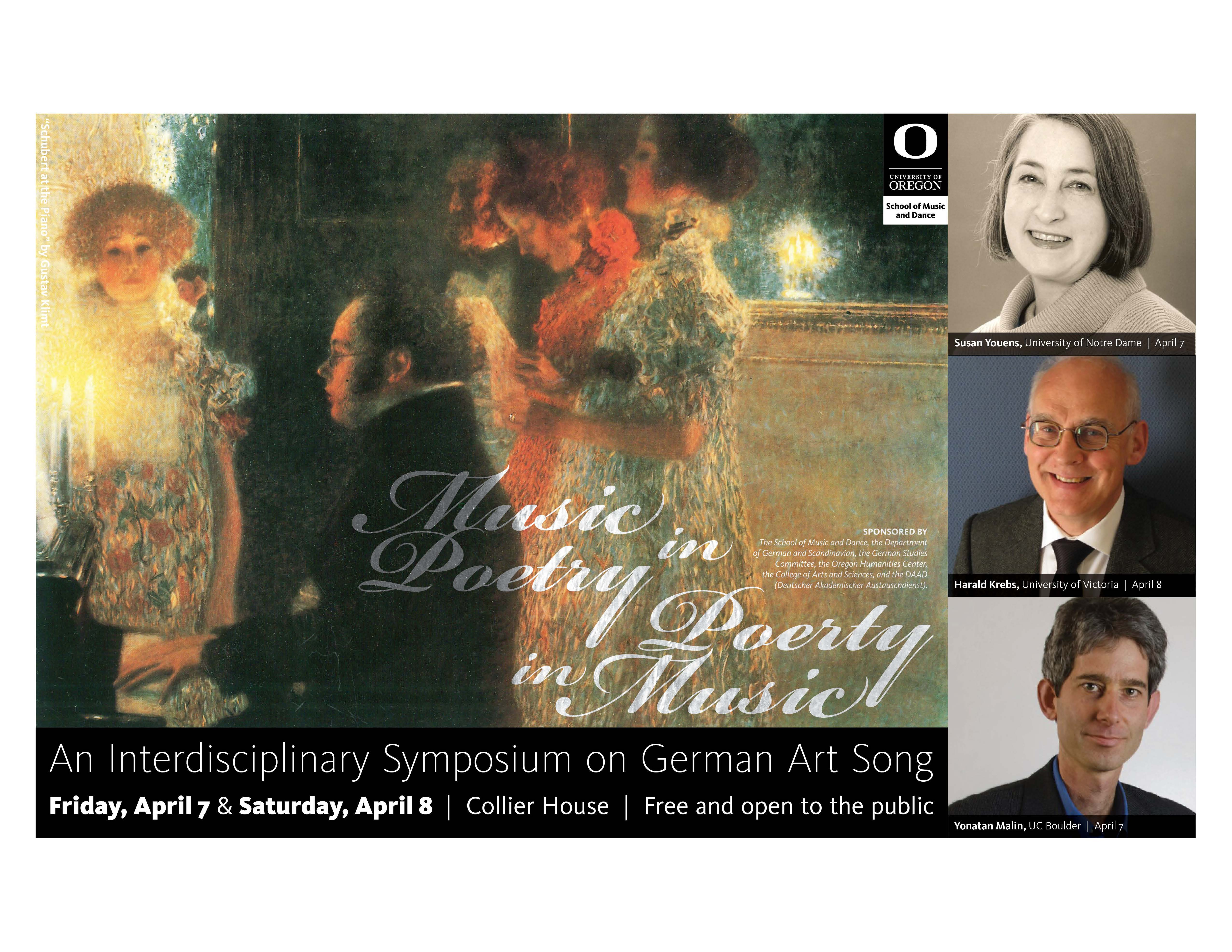 Music in Poetry Conference 2017