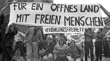 Leipzig - September 4, 1989